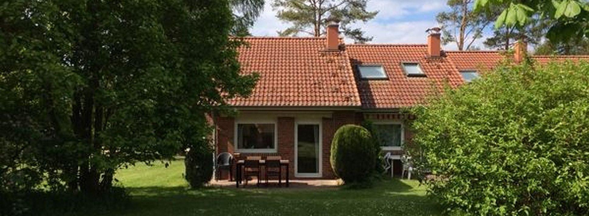Ferienhaus Gieseke im Ostseebad Boltenhagen